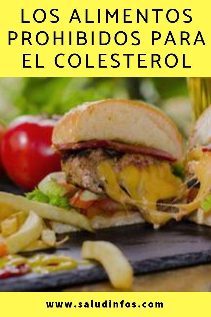 Los Alimentos Prohibidos Para El Colesterol Alimentos Prohibidos Colesterol Food Beef Meat