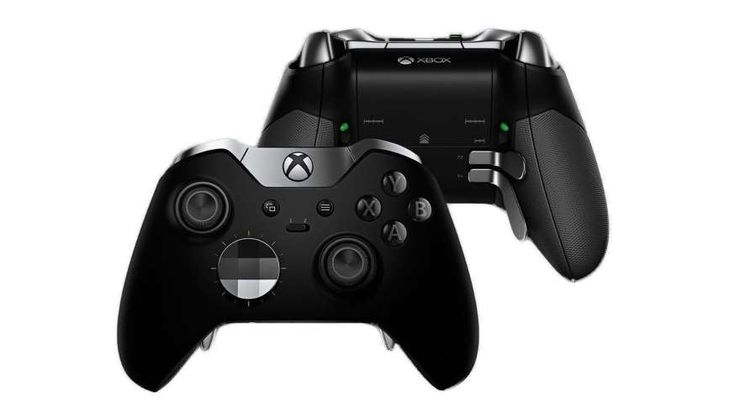 The 100 Coolest Tech Gadgets of 2017  -  October 4, 2017:  XBOX ONE ELITE WIRELESS CONTROLLER -   The Xbox One Elite wireless controller has swappable thumb-sticks, D-pads, and paddles, and it comes with a cool case to carry them around in. In addition to wired PC connectivity, the Elite controller can also connect wirelessly via an optional adapter. You'll almost certainly love the Xbox One Elite wireless controller if you have the budget to pick one up.