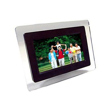 7-inch Digital Picture Frame With 4 IN 1 Card Slot BAQ025 – EUR € 36.29