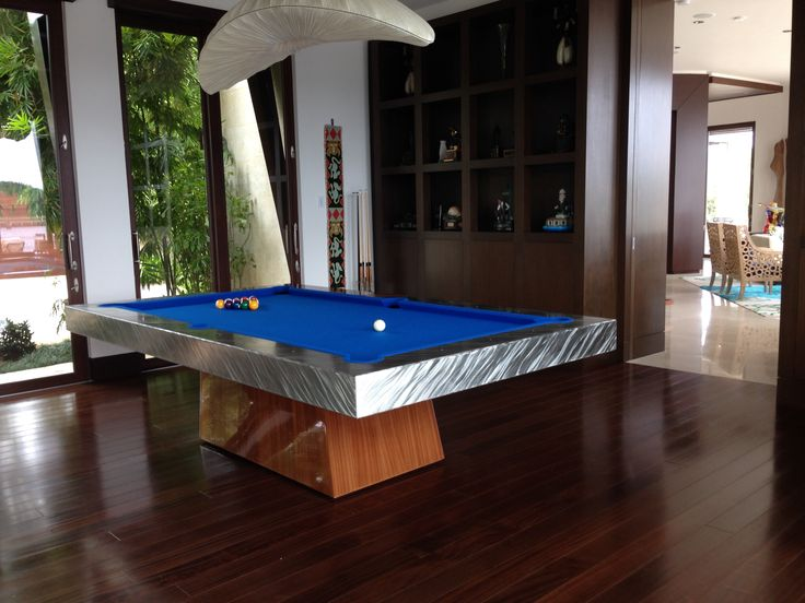 Unique Pool Tables Family Room Contemporary With Art Deco Pool Tables