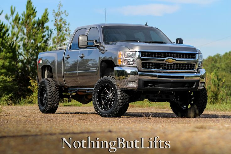 "2008 2500HD / 6"" RCX / Toyos / 20x10 - Chevy and GMC Duramax Diesel Forum"