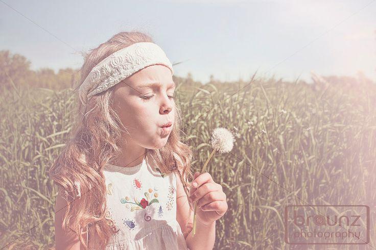 Dandelion Wishes by AaleyAbstruse.deviantart.com on @deviantART