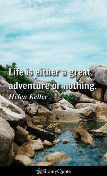 Helen Keller Quotes Life Pinterest Quotes New Quotes And