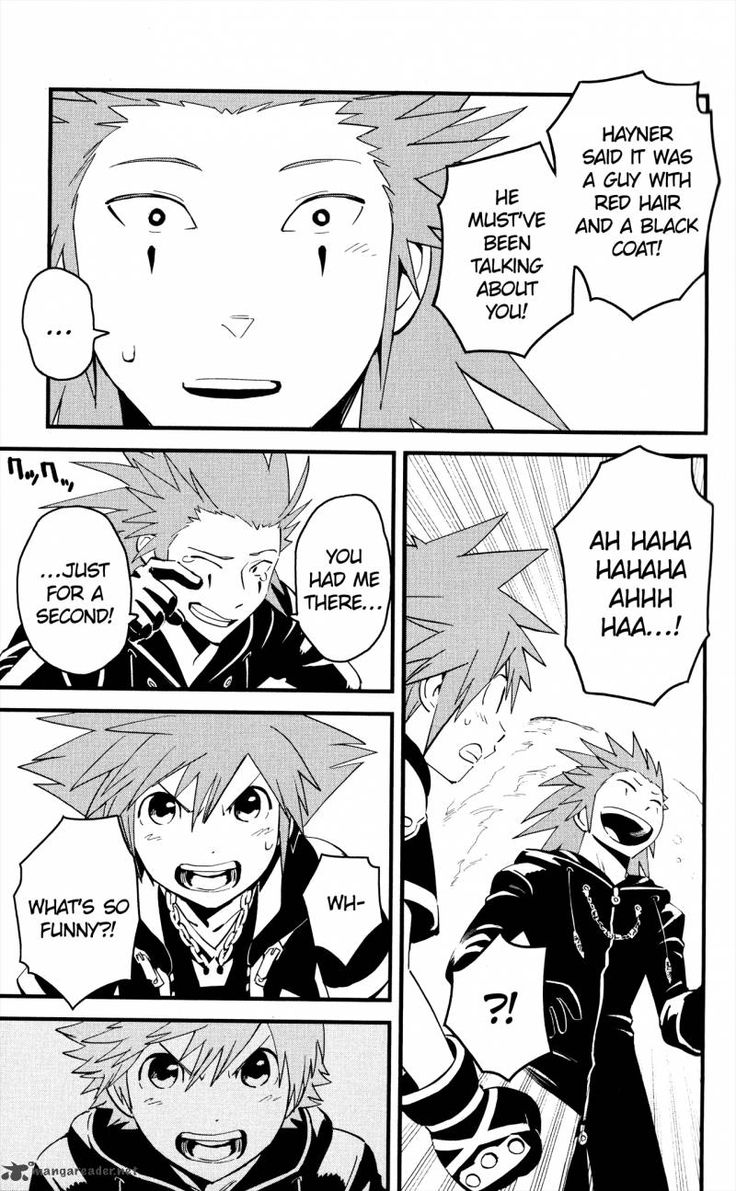 Kingdom Hearts 2 48 - Page 15