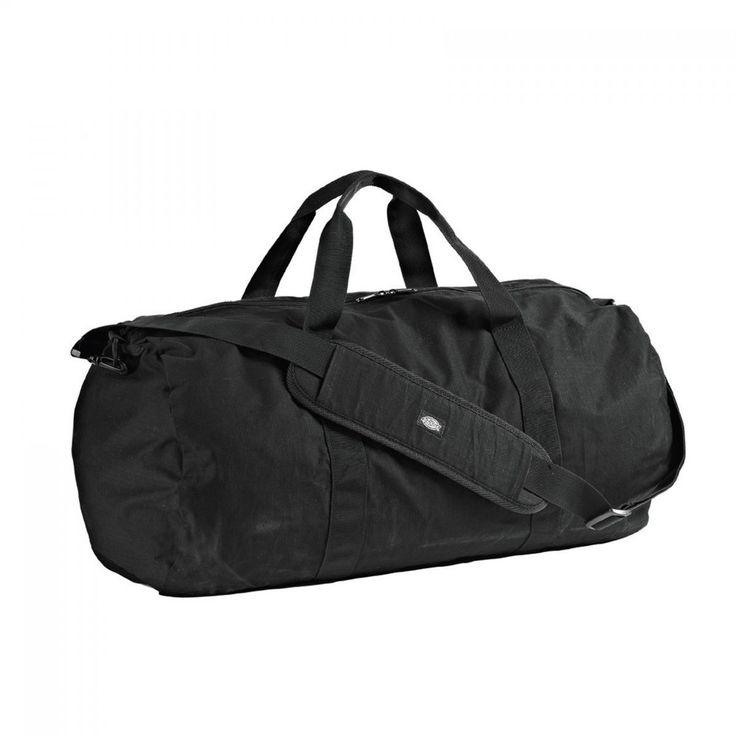 Sportowa czarna torba na ramię Dickies Austin / www.brandsplanet.pl / #dickies streetwear