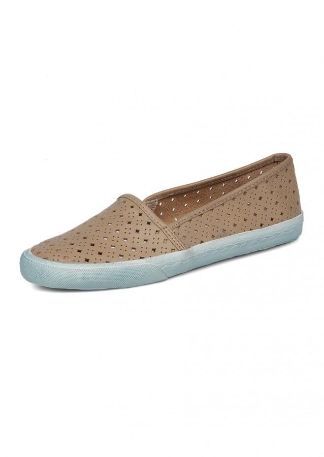 Fashion Days - Femei - Pantofi - Frye, Tenisi slip-on maro sepia din piele Kira