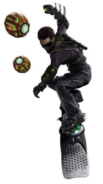 Harry Osborne green goblin spiderman 3 | Amazing spiderman ...