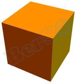 BKK 313 Küp Sünger (30x30x30cm) - Cube Sponge (30x30x30cm)