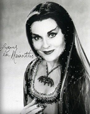 Lee Meriwether (Miss America 1955) as Lily Munster in The Munsters Today