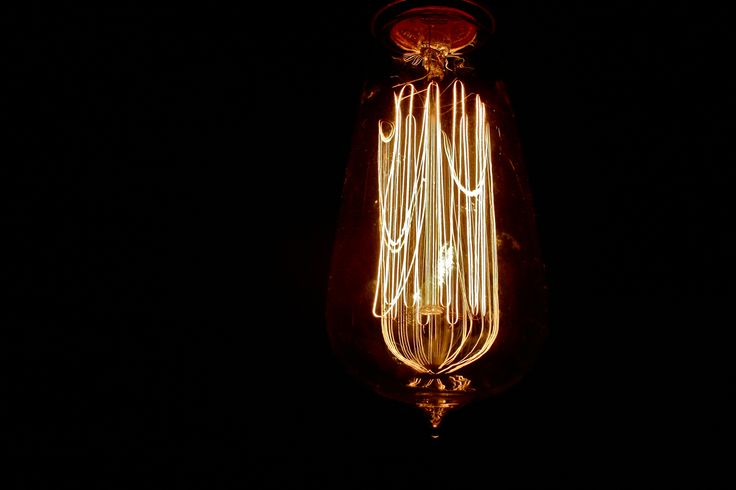 The elegance of this bulb is breathtaking.  It can be dimmed right down to a orange glow, ideal for mood lighting.
