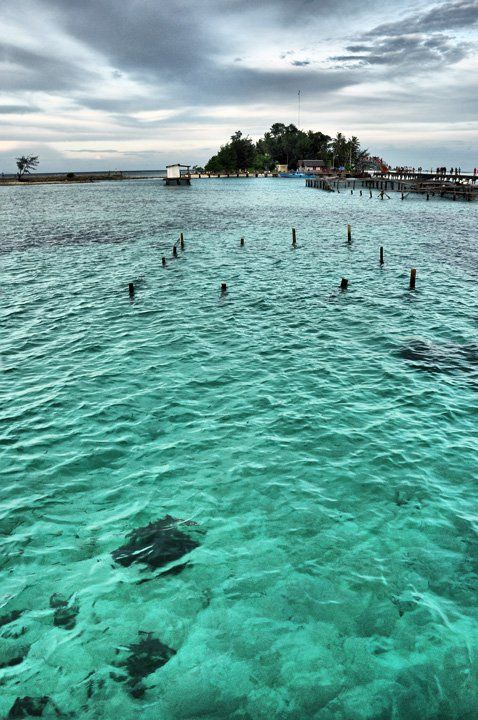 tidung island, near Jakarta
