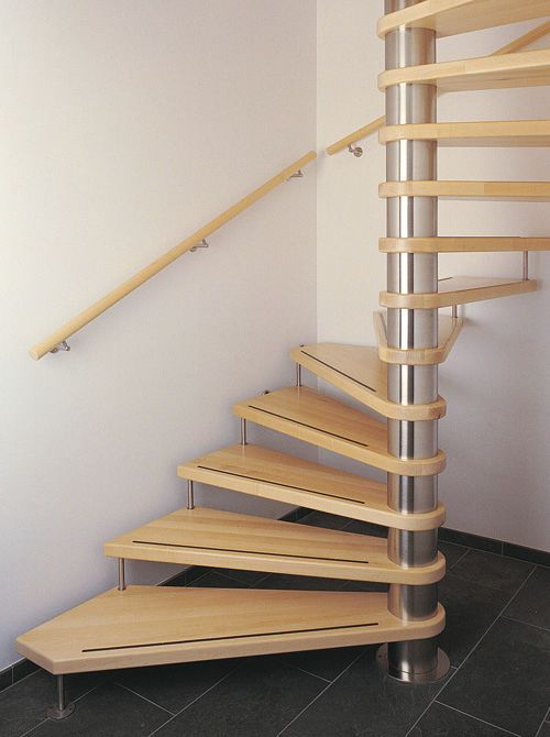 Best 8 Best Square Spiral Stair Images On Pinterest Stairs 640 x 480