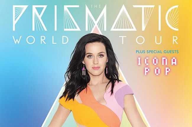 Katy Perry Announces First 'PRISMATIC' World Tour Dates | Billboard - She looks gorgeous!!!