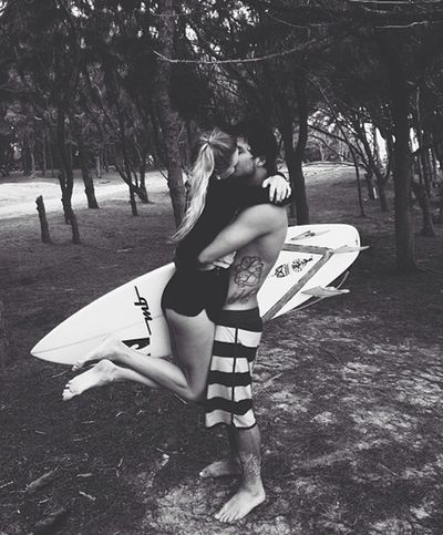 benefits of having a surfer boy <3