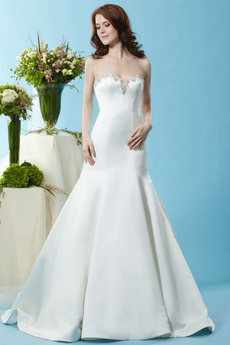 736 best ♒ EDEN BRIDALS ♒ images on Pinterest | Wedding frocks ...