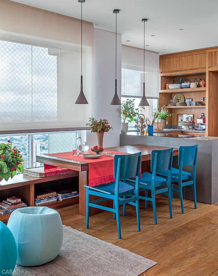 Varanda on Pinterest | Mesas, Dining Bench and Wicker Furniture