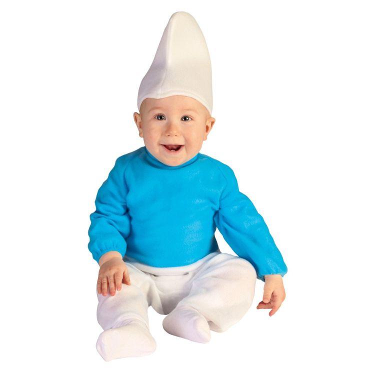 Kostüm Baby Schlumpf .... gesehen bei Krause und Sohn