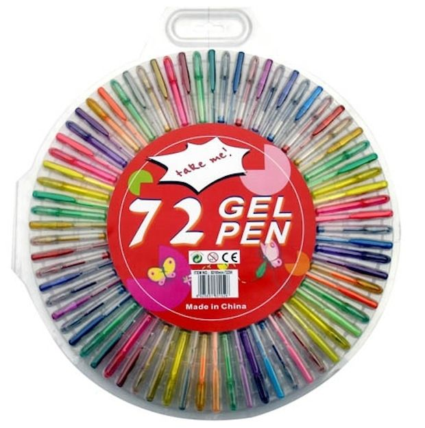First grab some supplies:   Can You Make It Through This Post Without Wanting To Be In 5th GradeAgain?