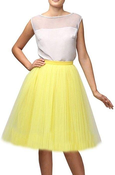 900e19479 FALDA tul  tutú  moda  mujer  fashion  woman  women  modamujer ...
