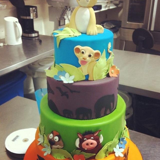 Food Lion Wedding Cakes: 63 Best Lion King Theme Images On Pinterest
