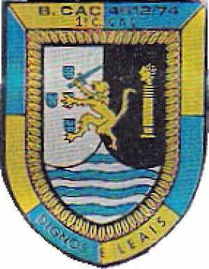 1ª Companhia de Caçadores do Batalhão de Caçadores 4612/74 Guiné