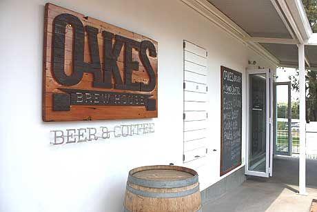 Oakes Brewery Modderfontein