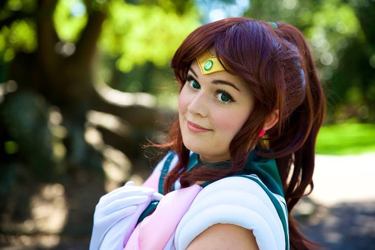 Sailor Jupiter Cosplay (Sailor Moon) by Raincloud Cosplay, photo by Pixie Captured Images