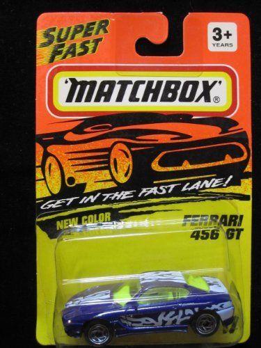 Ferrari 456 GT Matchbox Super Fast Series #17. #Ferrari #Matchbox #Super #Fast #Series