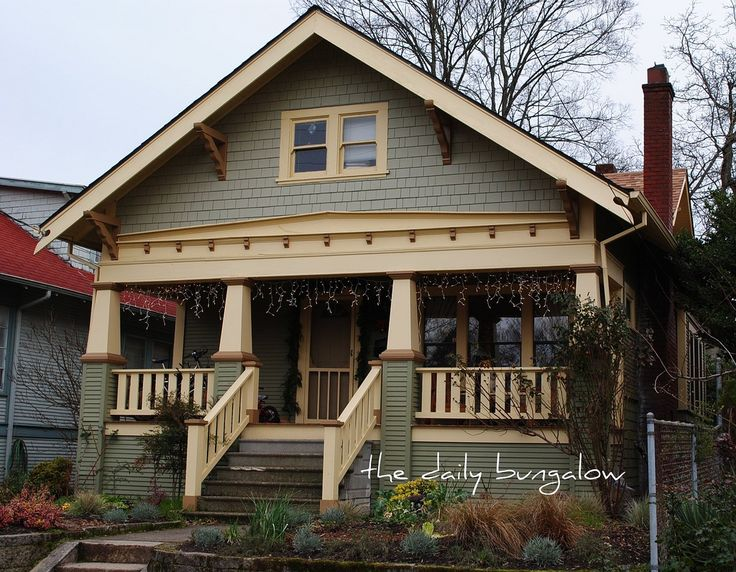 59 best images about exterior on pinterest craftsman craftsman houses and front porches - Metal exterior paint model ...