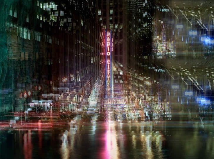 NYC by Alfonso Zubiaga