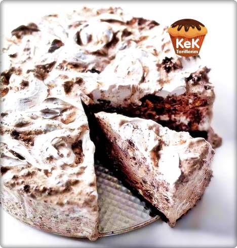 Çikolatalı Dondurma Keki