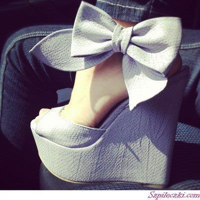 Wedges and Bows