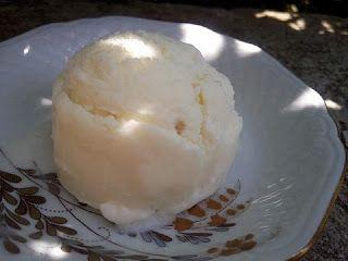 Mézes-citromos fagylalt