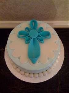 Baptismal/Confirmation Cake