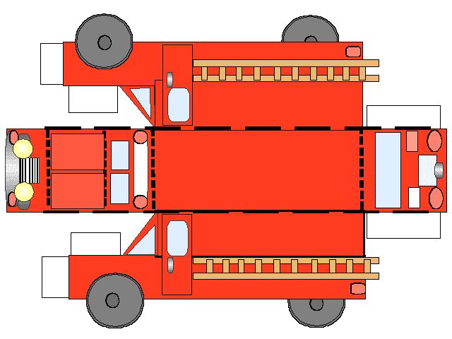 express template engines - 52 best images about diy fire truck on pinterest diy