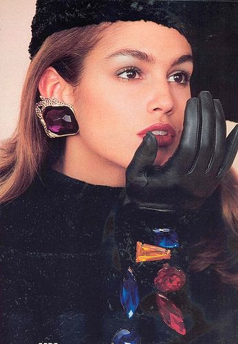 90s supermodel cindy crawford model citizens