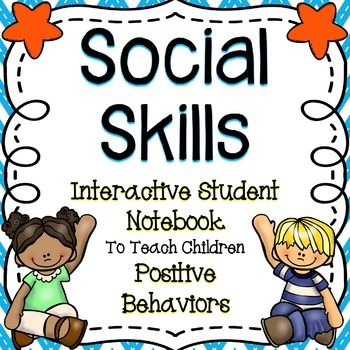 This Social Skills Interactive Notebook will be a great tool to have in your toolbox! Students will have fun learning social skills by creating their interactive notebook. This notebook will be a great way for students to take ownership and pride in their work while learning important social skills.