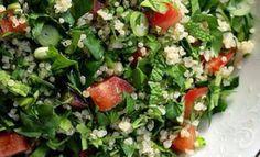 Arzu'nun Mutfağı: TABBULE (Lübnan Salatası)