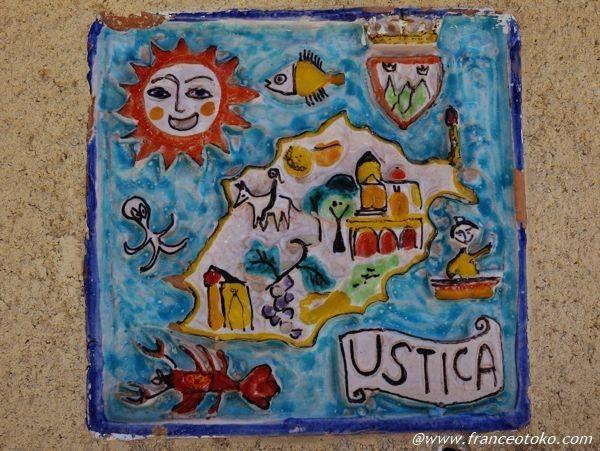 ustica シチリア