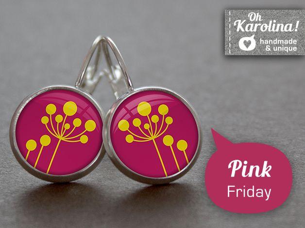 Ohrringe I Earrings 'Pink Friday'