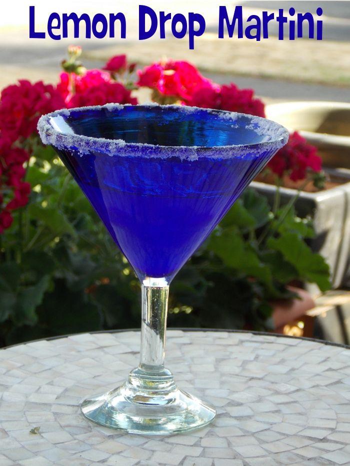 Lemon Drop Martini | Wedding Planning | Pinterest