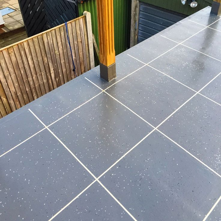 Balcony Refurbishment Pmma Liquid Waterproofing With Tile