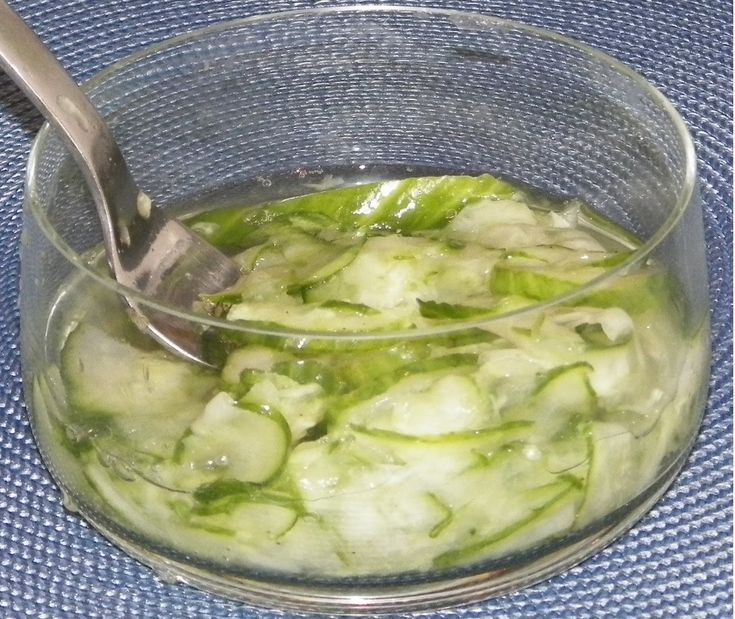 How to make Danish Cucumber Salad - Agurksalat - Cucumber Salad Recipe -...