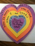 Jesus Blessed the Children Bible Craft - Children's Bible Activities | Sunday School Activities for Kids