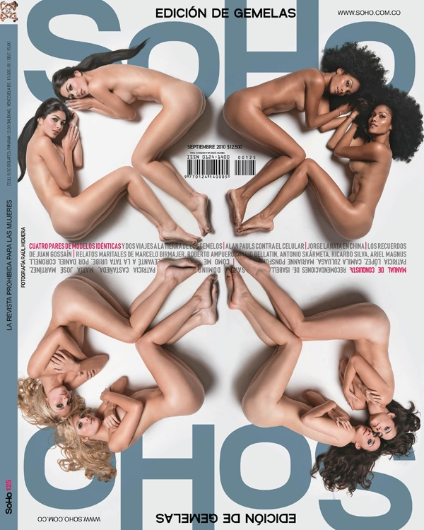 Soho Magazine Colombia: Edicion 125 [2010]
