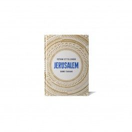 Jerusalem - my latest cookbook (the clementin and almond syrup cake is soo delicious)