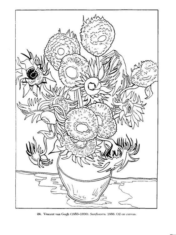 fine line coloring pages - photo#23
