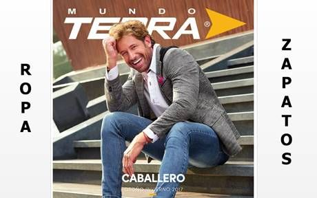 CatalogosMX: Catalogo Terra Caballero Otoño Invierno 2017 | Ofi...