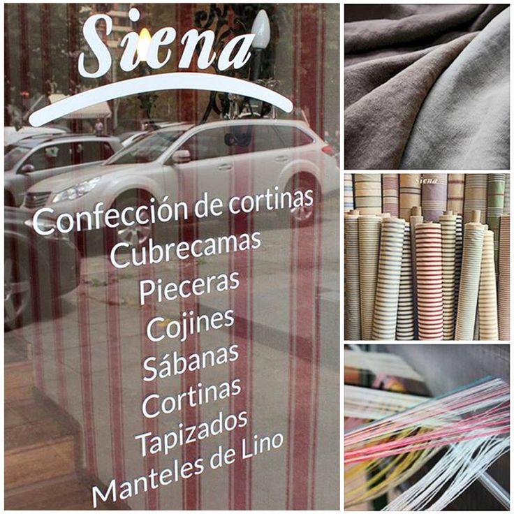 Un mundo de diseño, telas y tendencias espera por ti! Te esperamos mañana desde las 10:30 en Casa Siena estamos ubicadas en Alonso de Cordova #4048    www.casasiena.cl