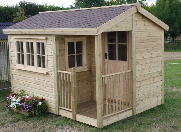 Garden Studio | The Wooden Workshop | Bampton, Devon